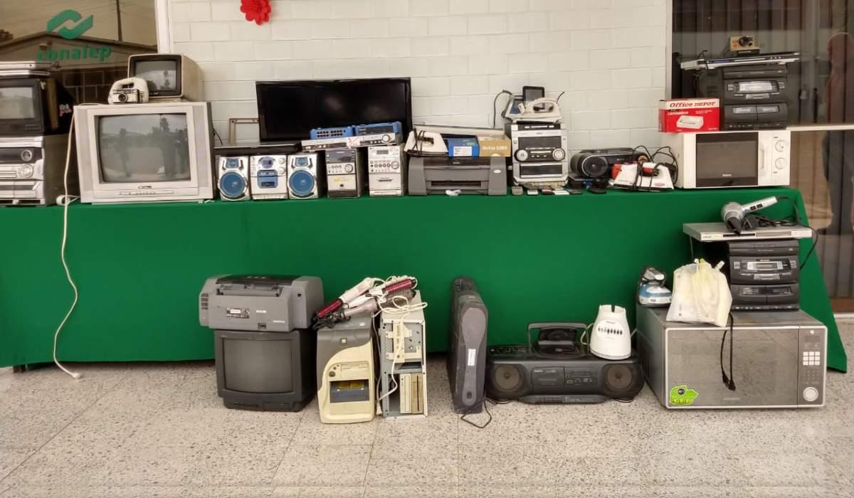 Fechas, sedes y horarios de la Campaña de Recolección de Residuos Electrónicos UAEMex 2021