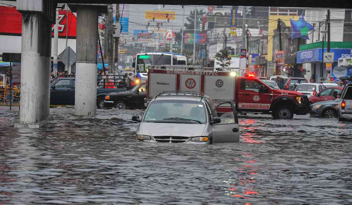 Recomendaciones viales para conducir en esta temporada de lluvias