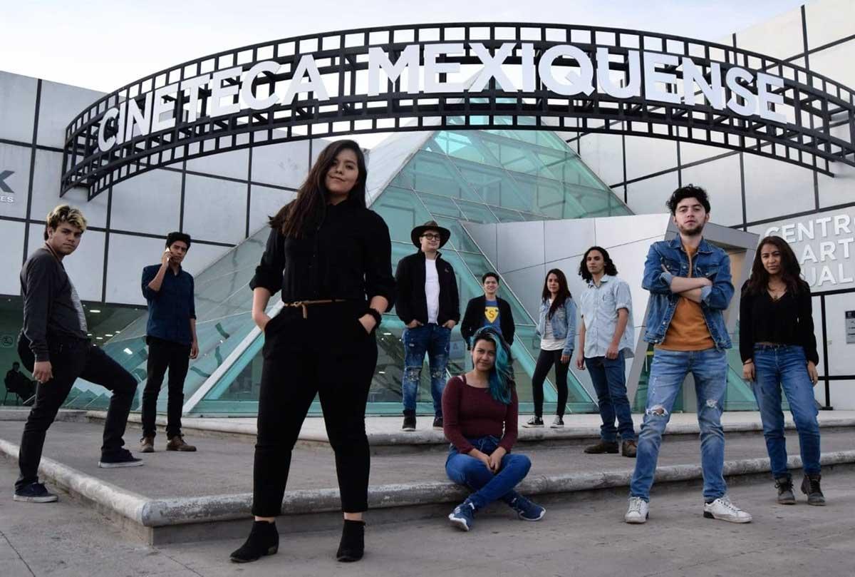 """Estudiantes de la UAEM participan en Rally de cine con el filme «¡Remedios!"""""""