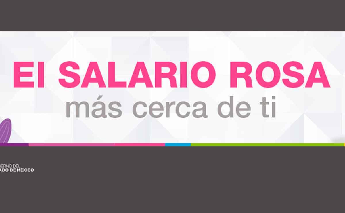 Salario Rosa ha ayudado a las amas de casa durante la pandemia.