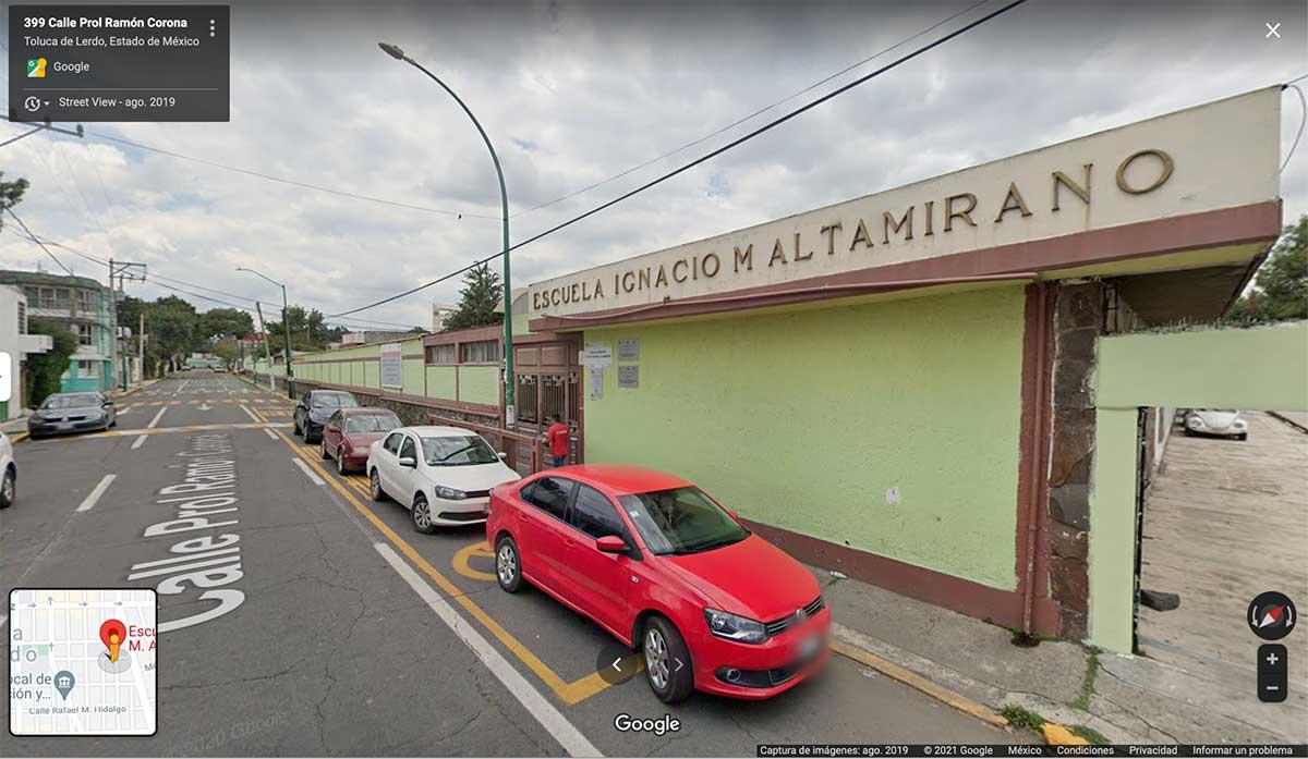 Otra escuela de Toluca suspende clases presenciales por contagio de Covid