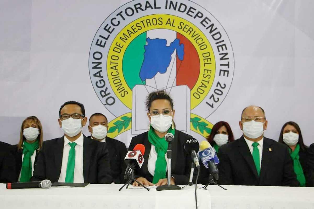 Instalan formalmente el Órgano Electoral Independiente del SMSEM