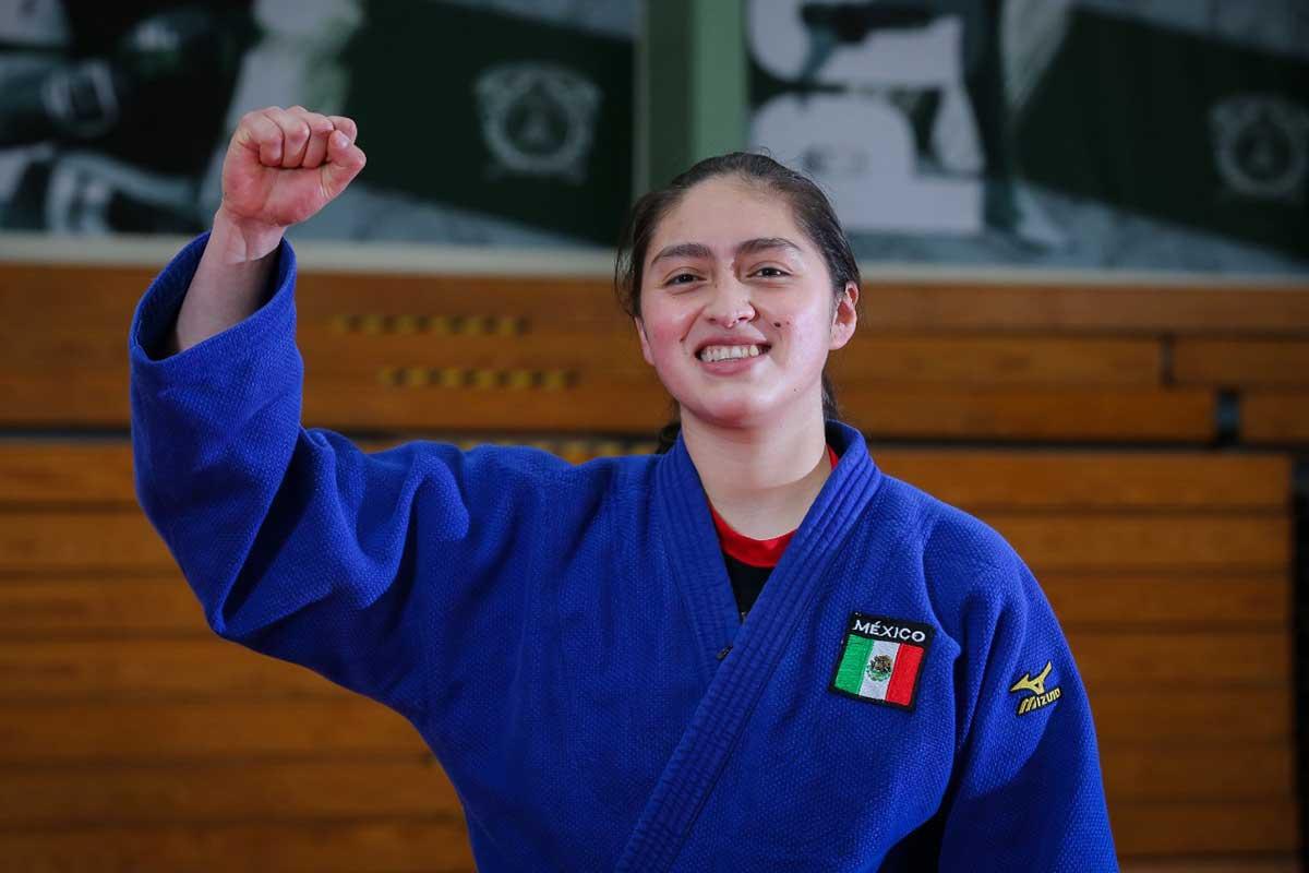 Katia Castillo representará a la UAEM en Juegos Panamericanos Junior