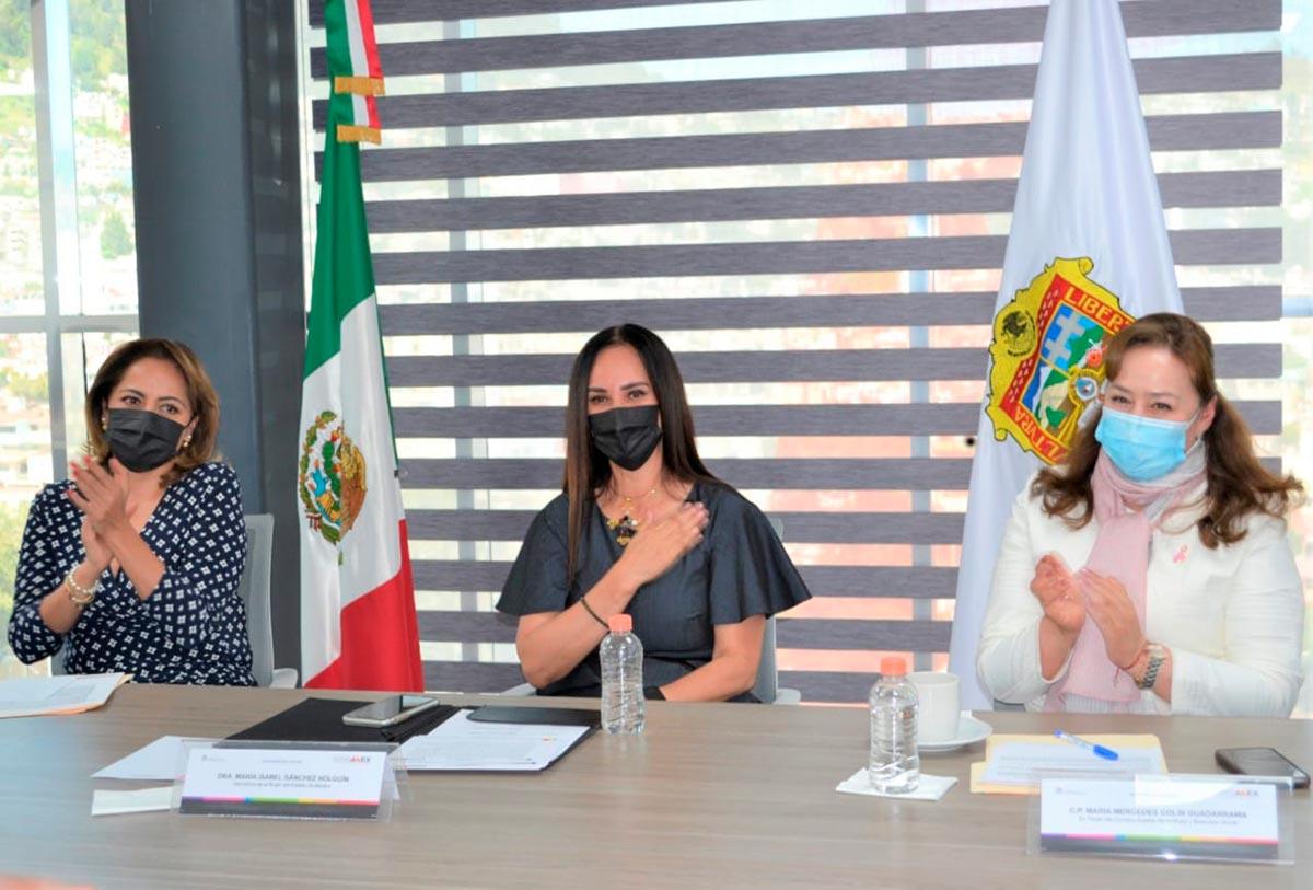 """Realiza Secretaría de la Mujer Primer Encuentro """"Saberes y Sororidad"""""""