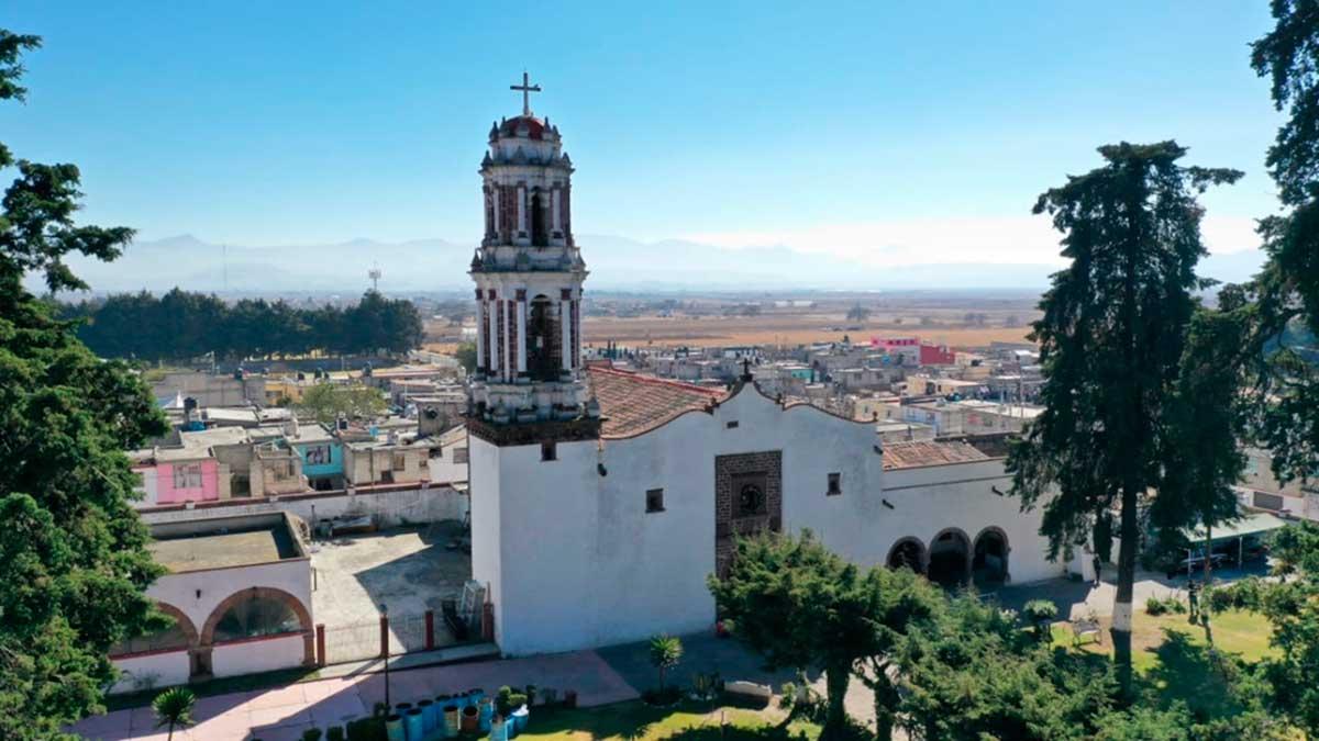 Tiene municipio de Chapultepec riqueza cultural, natural e histórica