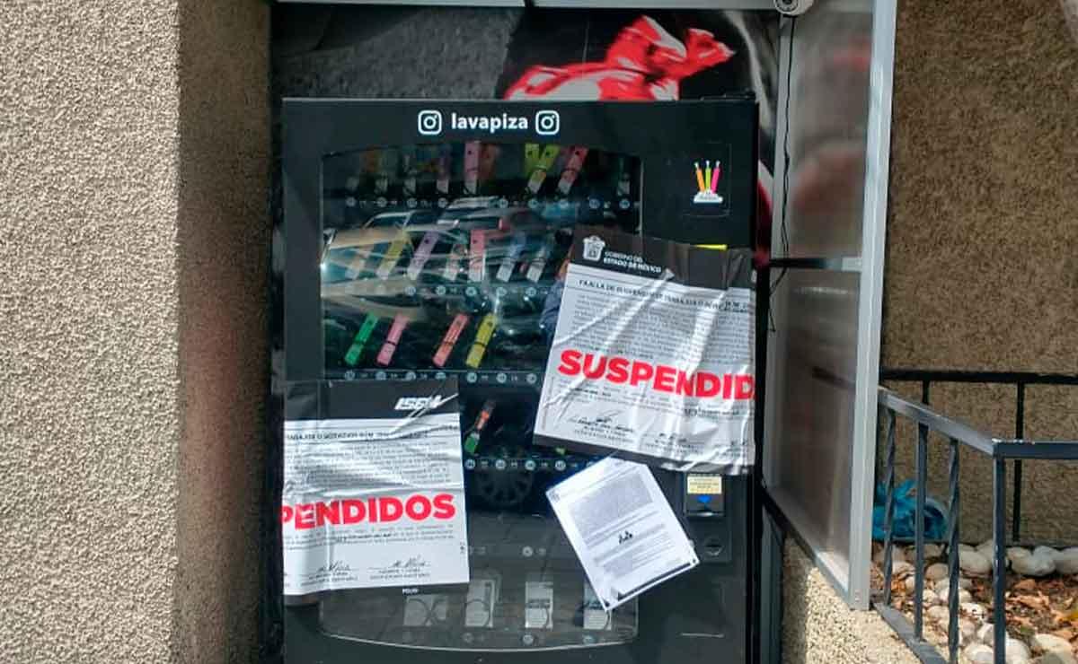 Coprisem suspende máquinas expendedoras de cigarrillos electrónicos en Edomex