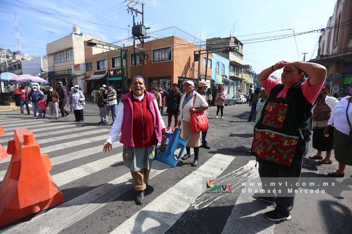 En redes sociales rechazan que ambulantes se instalen en el nuevo Planetario de Toluca