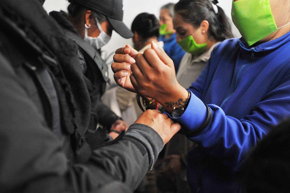 Reubican a 135 mujeres presas en penales del Edoméx al centro femenil de Nezahualcóyotl